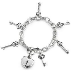 Expressions Key Bracelet