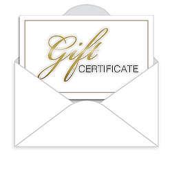 RaceTeam Gift Certificate
