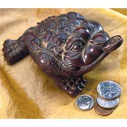 Three-Legged Money Toad