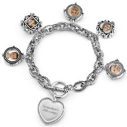 Expressions Multi Photo Bracelet Gift