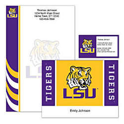 Louisiana State University Personalized Address Labels
