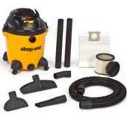Shop Vac 5 HP 12 Gallon Wet/Dry Vacuum