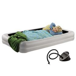 Kid Friendly Toddler Airbed