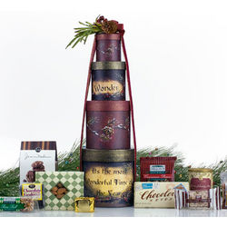 Most Wonderful Time Gift Tower