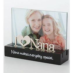 I Heart Nana Picture Frame
