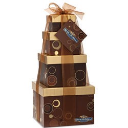 Sensational Sweets Four Tier Gift Tower
