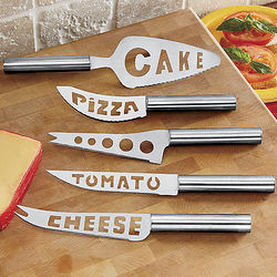 Food Name Knife Set