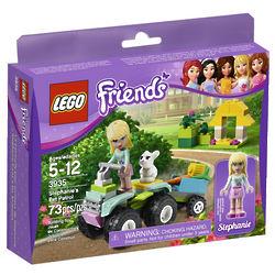 LEGO Friends Stephanie's Pet Patrol Playset