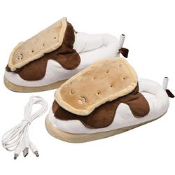 Smore Foot Warmer Slippers