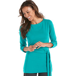 Women's Boatneck Tunic UPF 50+