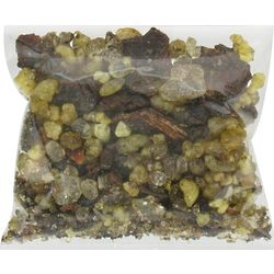 Herbal Resin Incense Anahata Chakra Love & Sensitivity 1.2 Ounces