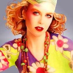 Nicole Kidman Pop Art Print