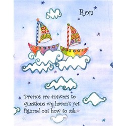 Sail Away in Dreamland Fine Art Print