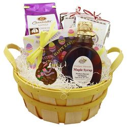 Chocolate, Maple and Coffee Easter Gift Basket