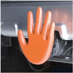 Hand Signal Hitch Cover