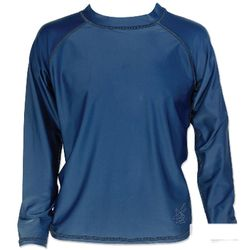 Men's UV Long Sleeve Swim Shirt