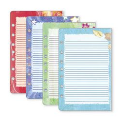 Colored Desk Note Pads