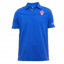 2012 Olympics Royal Blue Polo Shirt