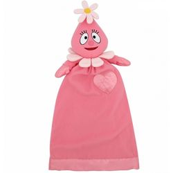 Personalized Yo Gabba Gabba Foofa Lovie Blanket and Toy
