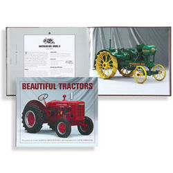 Beautiful Tractors: Portraits of Iconic Models Book