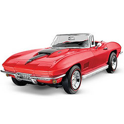 Ultimate Sting Ray 1967 Corvette Sculptural Car