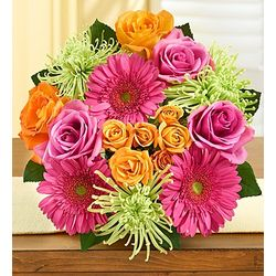 Vibrant Blooms Flower Bouquet