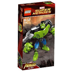 LEGO Hulk Super Hero Toy