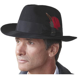 Men's Wool Felt Fedora