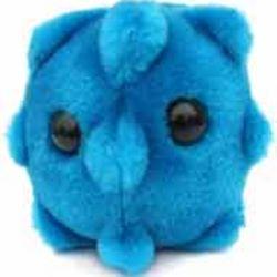 Common Cold Plush Doll