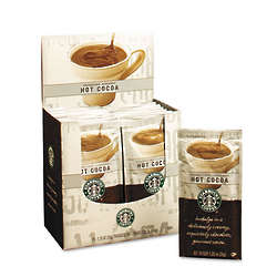 Starbucks Gourmet Hot Chocolate Bag