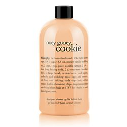 Fresh Baked Cookie Shampoo, Shower Gel and Bubble Bath