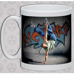 Break Dance Mug