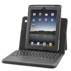 iPad Swivel and Removable Keyboard Portfolio