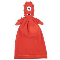 Personalized Yo Gabba Gabba Muno Lovie Blanket and Toy
