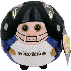 Baltimore Ravens Beanie Ball