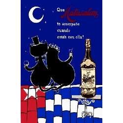 Ron Matuzalem Vintage Cuban Ad Poster