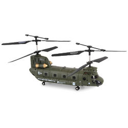 Remote Controlled Chinook Helicopter