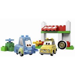 LEGO Cars Luigi's Italian Place Playset
