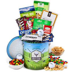 Golfer's Gourmet Gift Basket