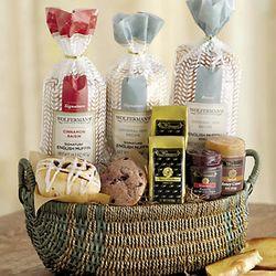 Wake Up to Wonderful Classic Breakfast Gift Basket