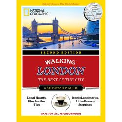 Walking London Travel Guide: 2nd Edition