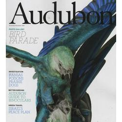 Audubon Magazine Subscription