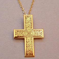St. Nicholas Cross Pendant