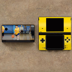 Personalized Nintendo DSi Design-A-Skin Cover