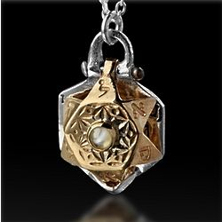 Star of Jacob Kabbalah Pendant