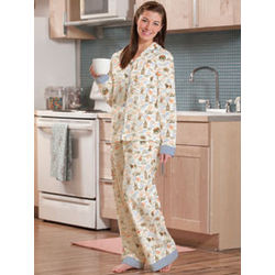 Passport Pajama Set