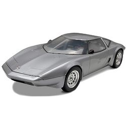 Aerovette Model Car
