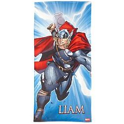 Personalized Marvel Micro-Fiber Beach Towel
