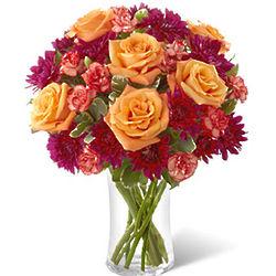 Autumn Treasures Bouquet