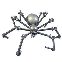 Metal Garden Spider